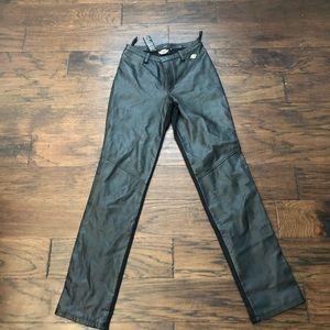 Harley-Davidson leather pants